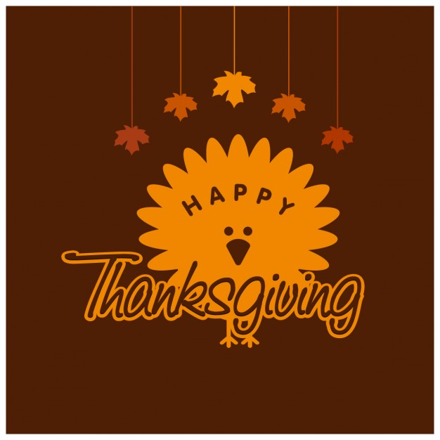 626x626 Thanksgiving Day Logo Design Vector Free Download