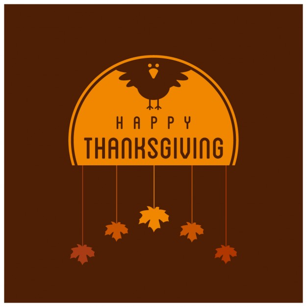 626x626 Brown Background For Thanksgiving Day Vector Free Download