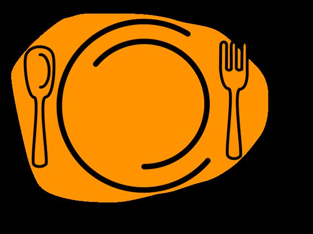 643x482 Thanksgiving Dinner Images Clip Art Tianyihengfengfree Download