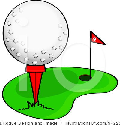 400x420 Graphics For Free Golf Clip Art Graphics