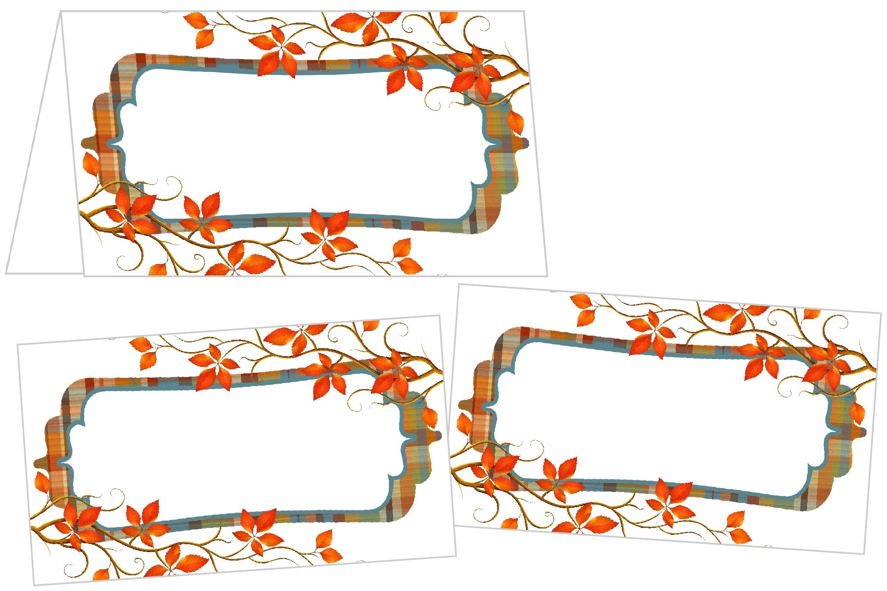 1800x1200 Thanksgiving Clip Art Place Cards Happy Thanksgiving