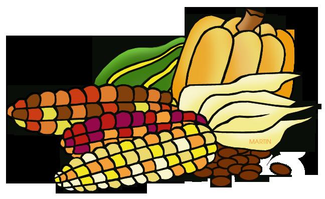 648x397 Thanksgiving Food Clip Art – 101 Clip Art