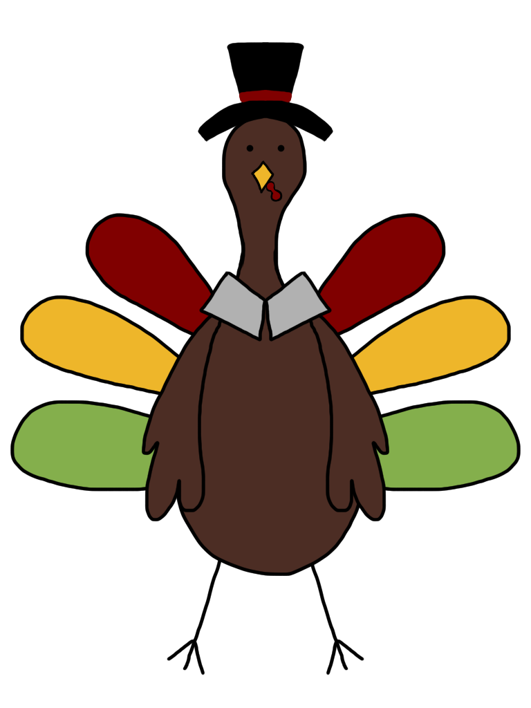 Thanksgiving Turkey Cartoons Clipart | Free download on ...