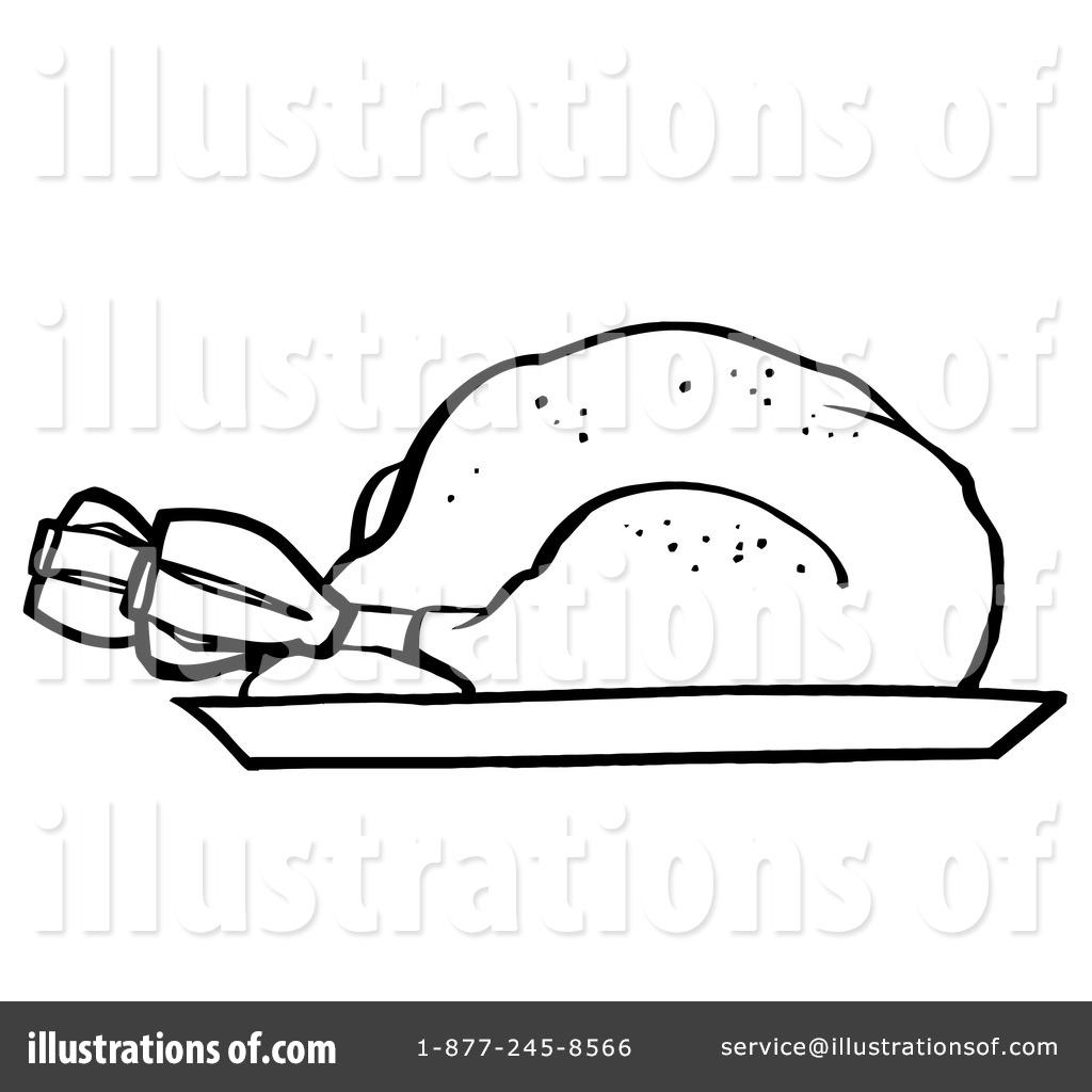 1024x1024 Thanksgiving Turkey Clipart