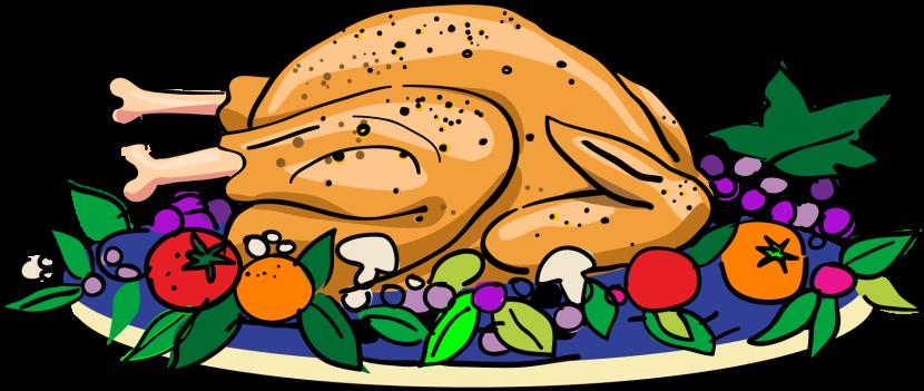 830x351 Thanksgiving Turkey Thanksgiving Clip Art Clipart