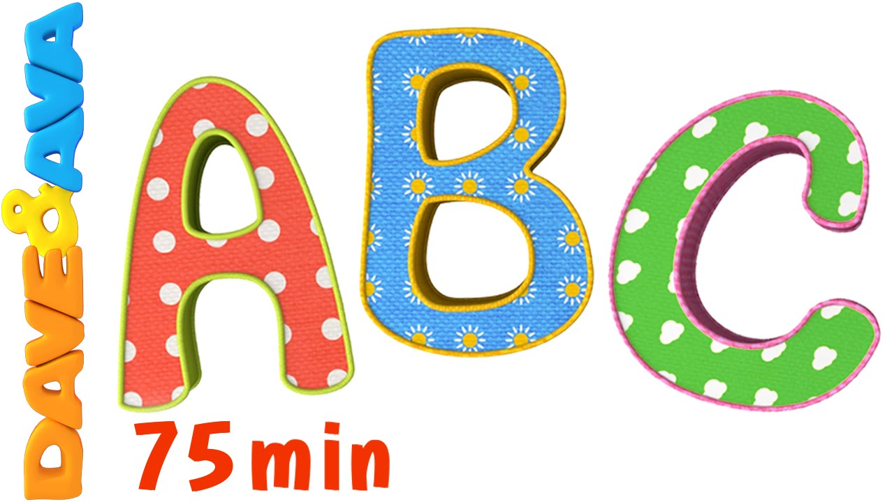 1280x720 Abc Song Abc Songs Plus More Nursery Rhymes! Alphabet Collection
