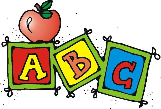 650x440 Alphabet Clip Art Free