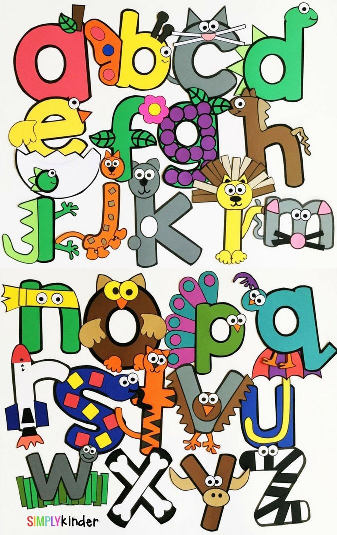 674x1070 56 Best Alphabet Abc Letter Crafts Images School
