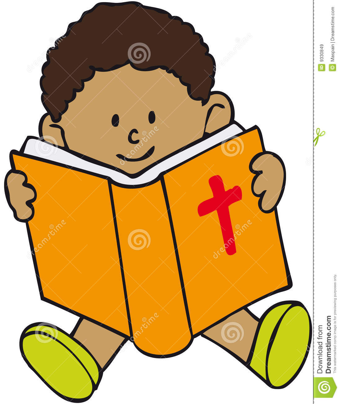 1100x1300 Child Reading Bible Clip Art
