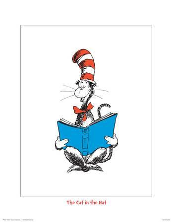 349x450 Cat In The Hat, Posters And Prints