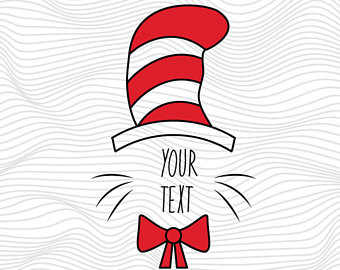 340x270 Dr Seuss Svg Cat In The Hat Svg Png Clip Art Dr Seuss