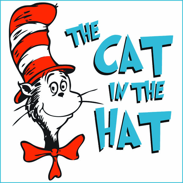 600x600 Cat And The Hat