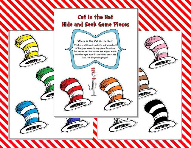 641x497 Cat In The Hat Hide And Seek Game Printable Gaming, Cat And School