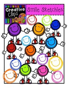 236x305 The Creative Chalkboard Brand New Clipart! Rainbow Tots