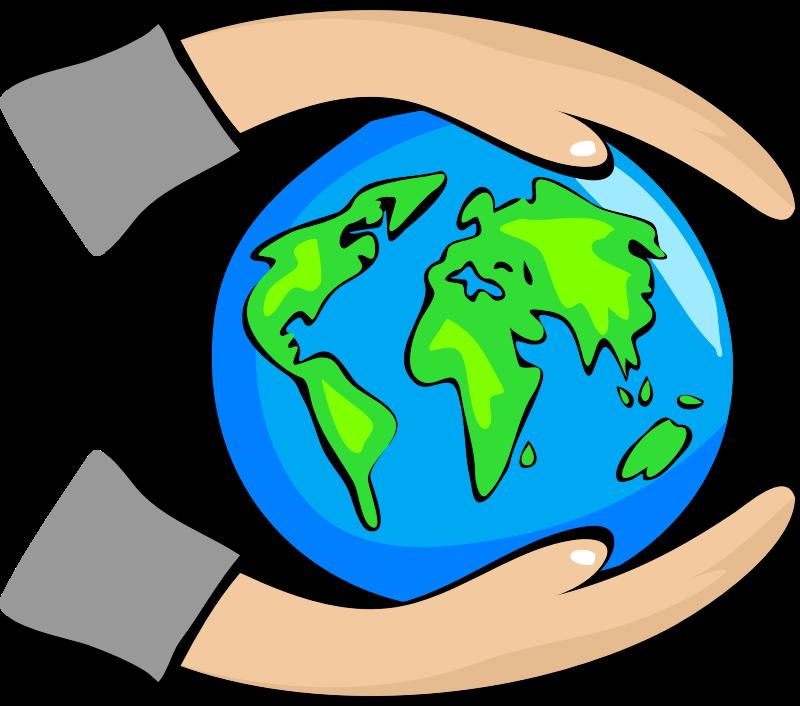 800x706 Earth Clipart Environmental Issue