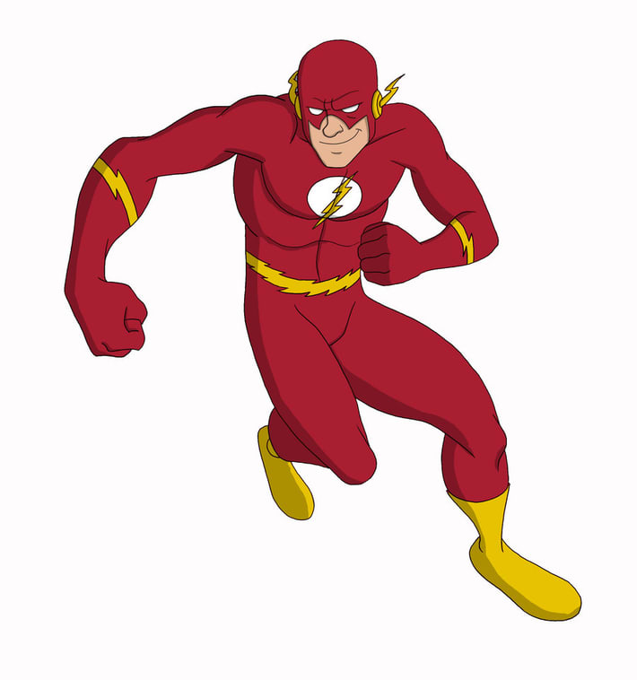 the flash clipart free download best the flash clipart