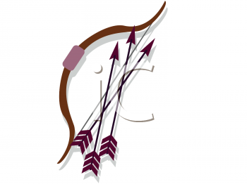 350x262 Hunger Games Arrow Clip Art My Site