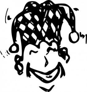 283x300 Joker Clip Art Download