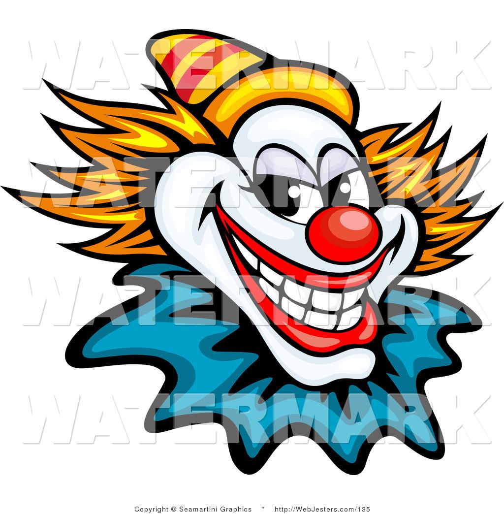 1024x1044 Joker Face Clip Art