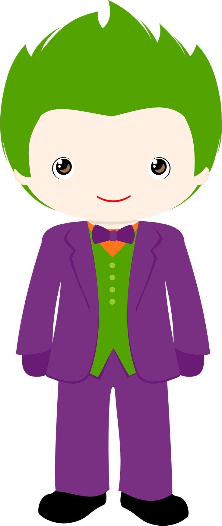 736x1744 Joker Clip Art