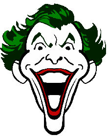221x279 Joker Clipart Batman