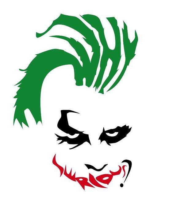 564x729 Joker Clipart Dark Knight