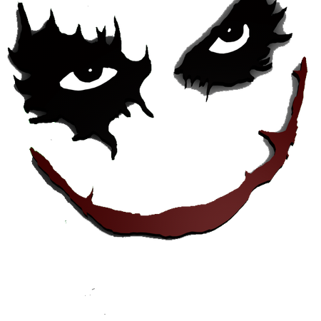 450x450 Joker Clipart Mouth
