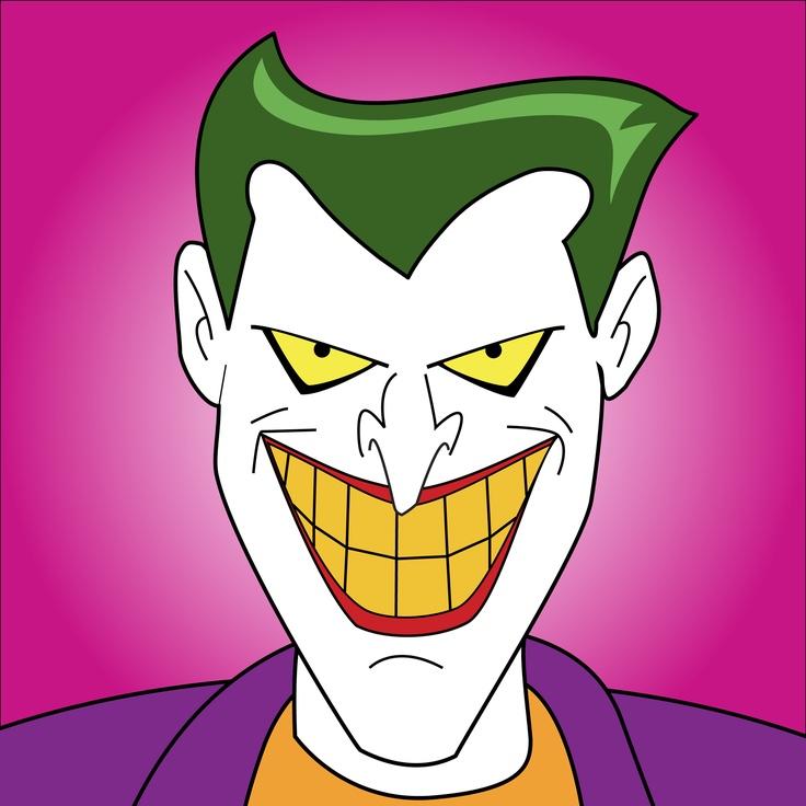 736x736 Joker Clipart Villain