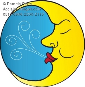 The Moon Clipart