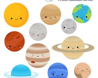 340x270 Planets Clip Art Etsy