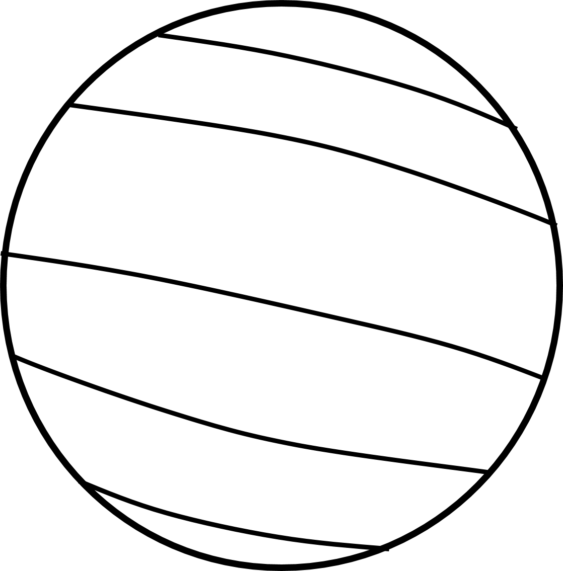 1118x1135 Planets Clipart Black