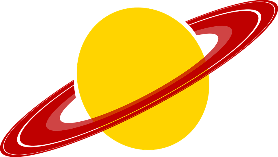 960x542 Planets Clipart Ring Png