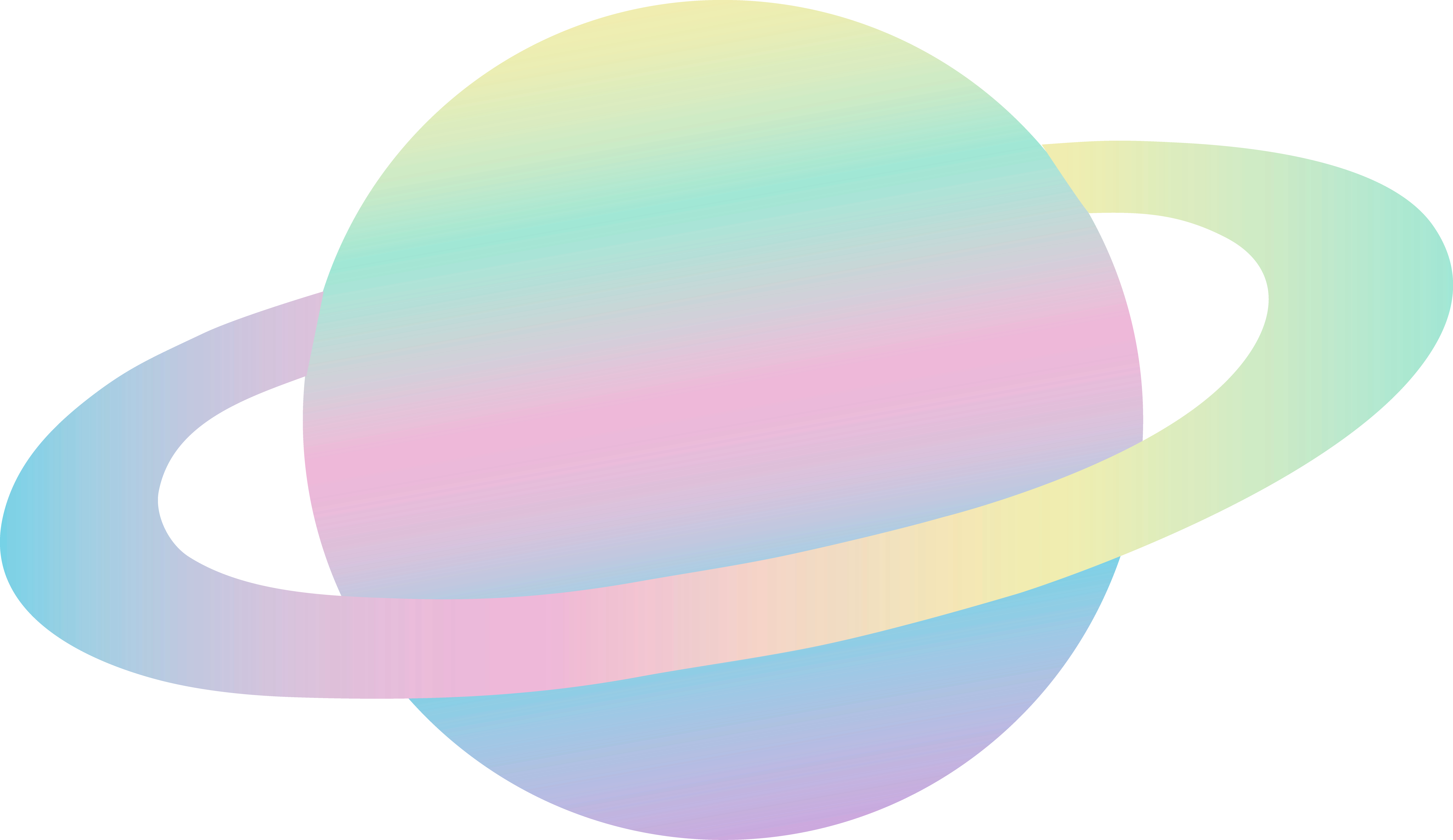 6071x3511 Planets Clipart Simple