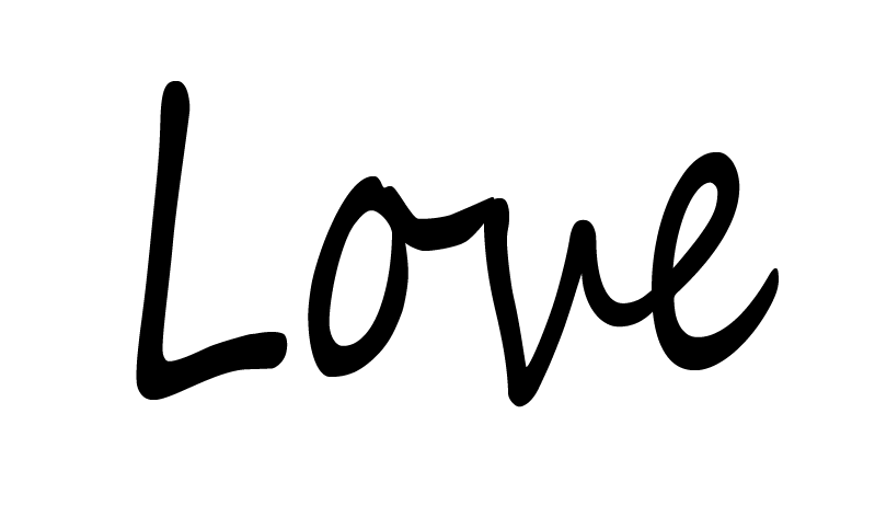 799x472 The Word Love The Viewer Could Clipart Panda