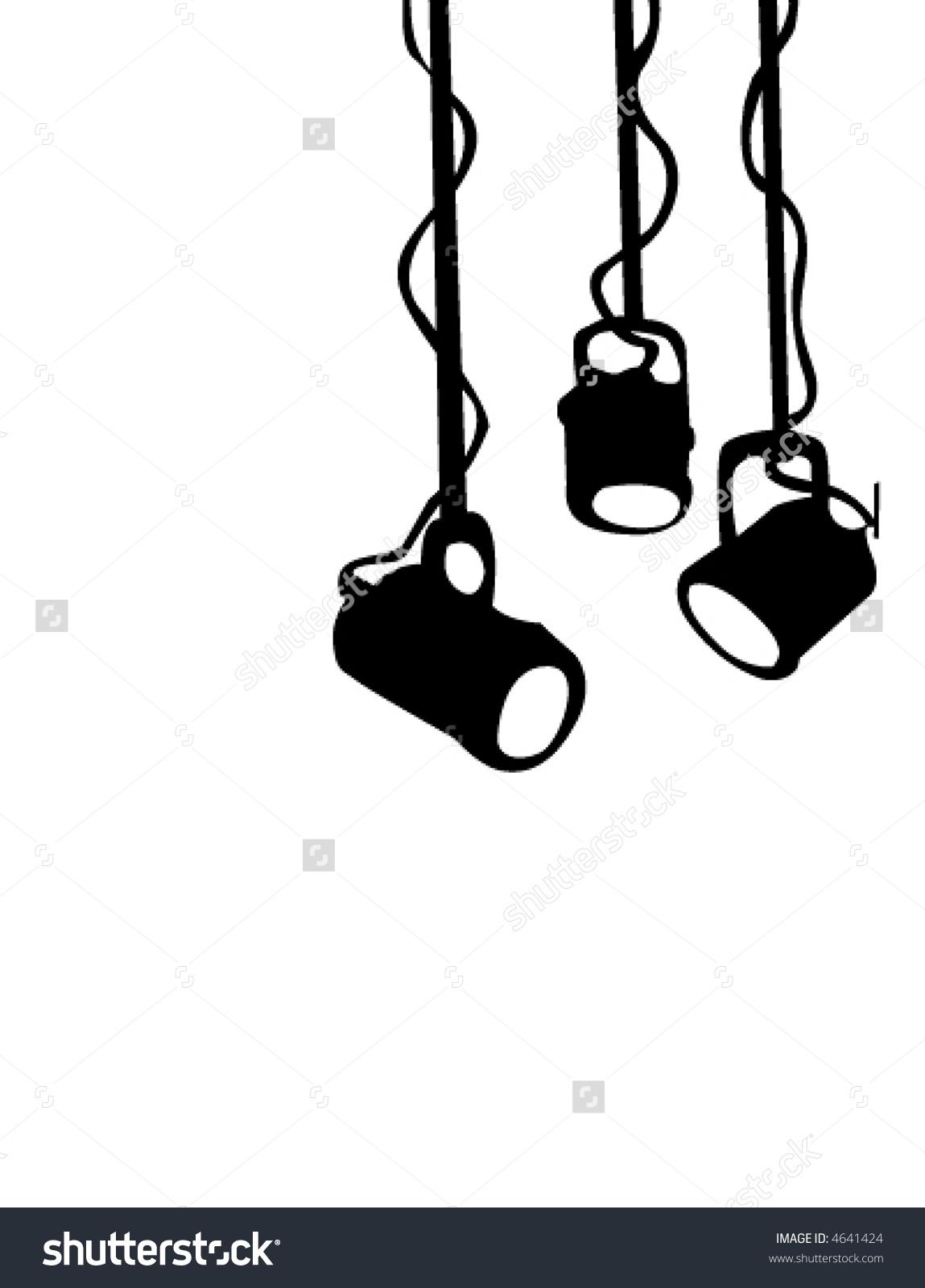 1149x1600 Clip Art Stage Light