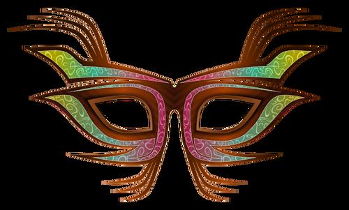 Theatre Masks Clipart