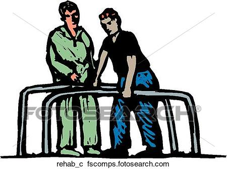 450x334 Physical Therapy Clip Art Royalty Free. 1,046 Physical Therapy