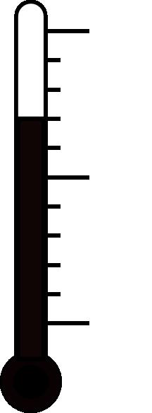 216x584 Thermometer Clip Art