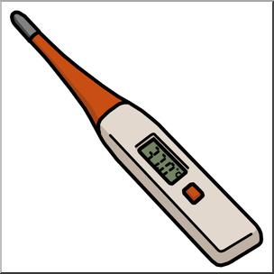 304x304 Clip Art Medicine Amp Medical Technology Thermometer Digital Oral