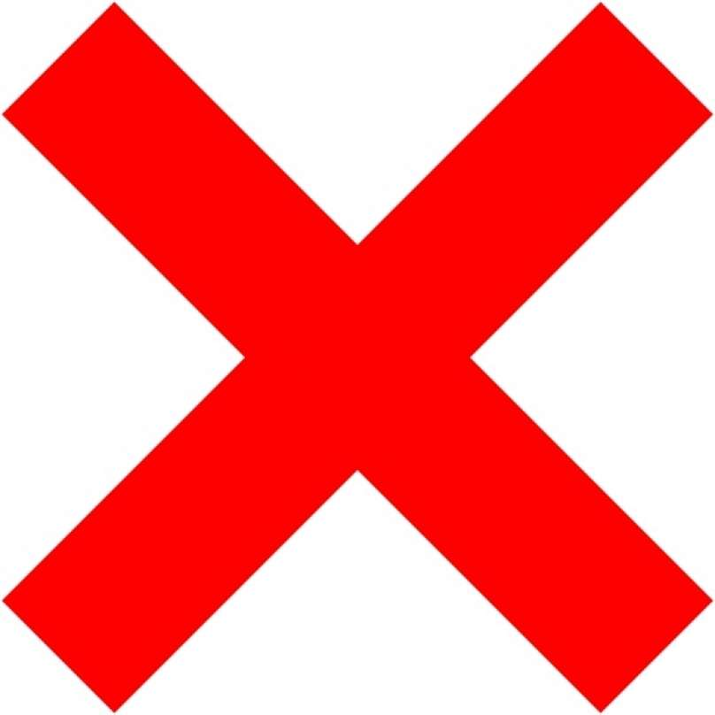 Thin Cross Clipart