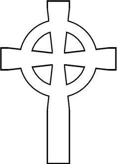 236x330 Celtic Cross Template
