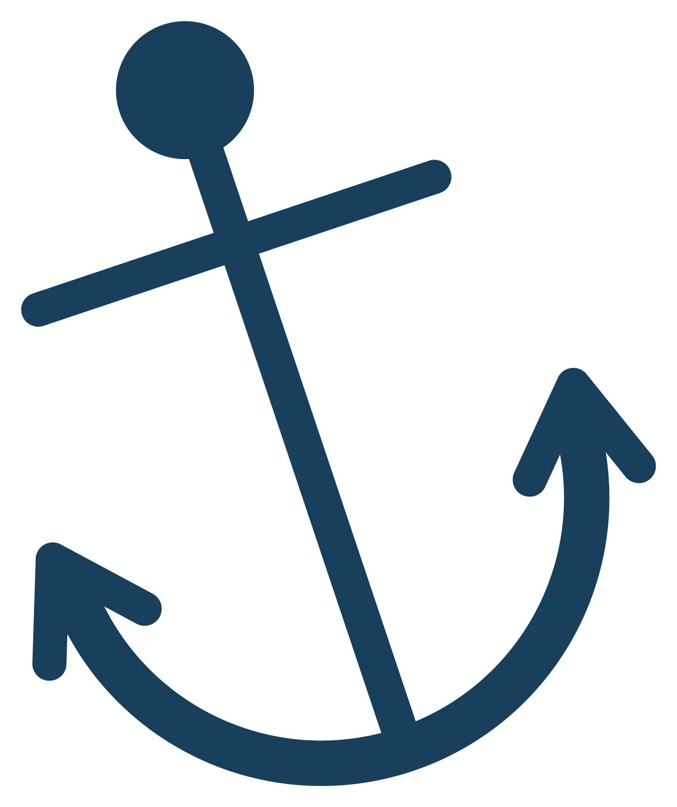 1328x1583 Free Anchor Clip Art