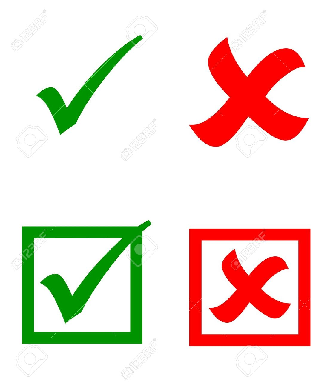 1115x1300 Red Cross Clipart Check Mark