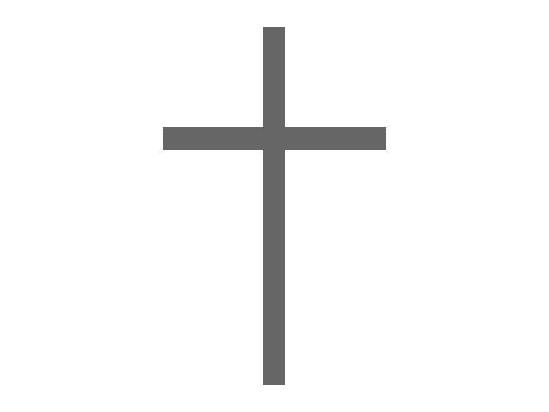 800x600 Religious Stencil Shapes