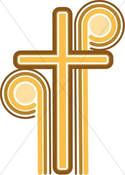438x612 Thin Christian Cross Clipart, Free Thin Christian Cross Clipart