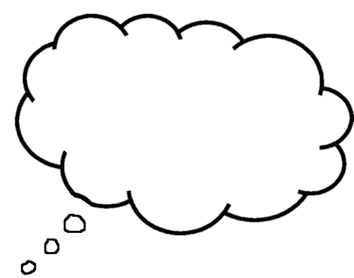 503x395 Thought Bubble Thought Clipart Kid 2