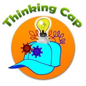 300x300 Creative Clipart Thinking Cap