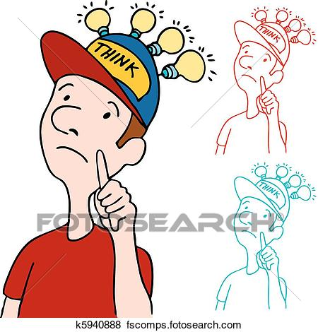 450x470 Thinking Cap Clipart Royalty Free. 468 Thinking Cap Clip Art