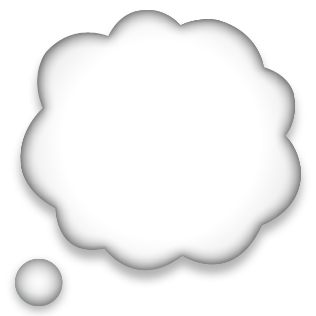 Thinking Cloud | Free download best Thinking Cloud on ClipArtMag com