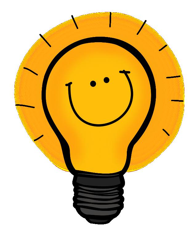 627x798 Bulb Clipart Happy